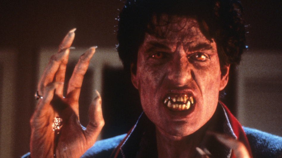 frightnight1985 11 wide 61ac26474fe8f7bf320038ede7abb5db1a6d50cf - Fright Night takes a bite out of horror movie history