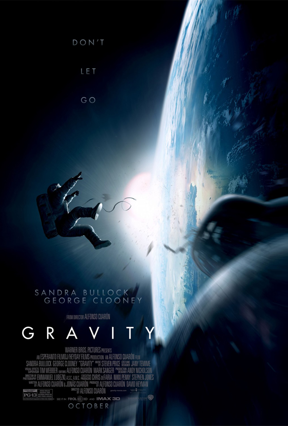 gravity xlg - Gravity (Movie review)