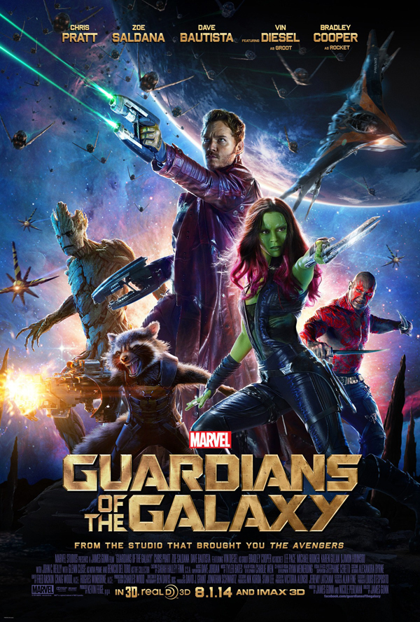 guardian 2 - Guardians of the Galaxy (Movie review)