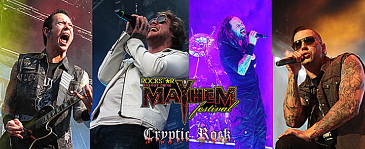 mayhem 5 - Mayhem Festival's mainstage tears up Jones Beach, NY 7-30-14 w/ Avenged Sevenfold, Korn, Asking Alexandria, Trivium