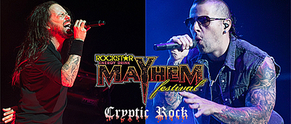 mayhem slide 6 - Mayhem Festival takes over The Pavilion at Montage Mountain Scranton, PA 8-2-14