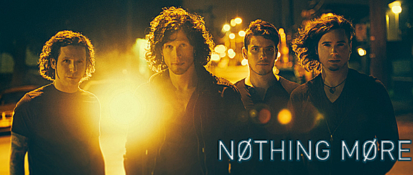 nothing more slide 3 - Interview - Jonny Hawkins of Nothing More
