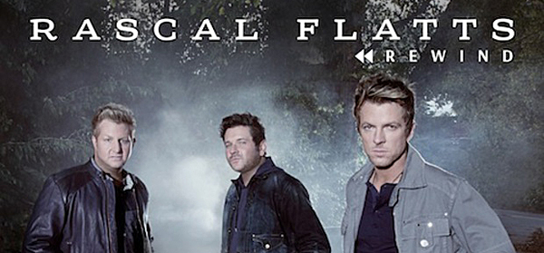 rascal 2 edited 1 - Rascal Flatts - Rewind (Album Review)