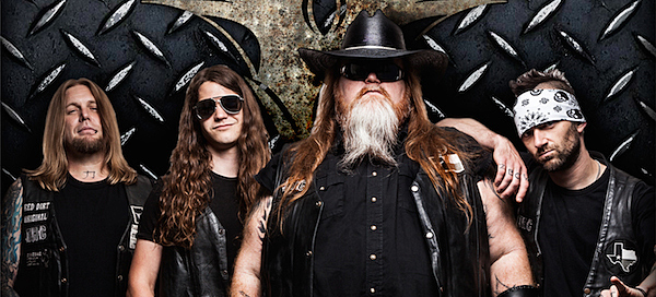 "texas hippie new album1 - Texas Hippie Coalition set to release new album ""Ride On"""