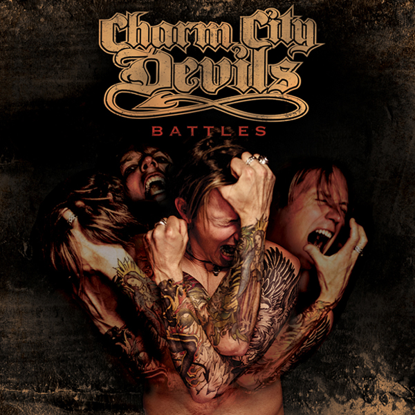 CCD.cover art.FINAL1000x1000 - Charm City Devils tear up Mercury Lounge, NYC 9-3-14 w/ The Missing Letters