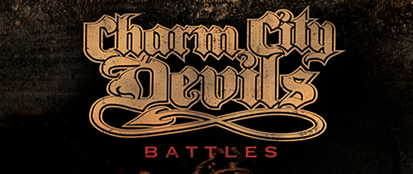 CCD.cover art - Charm City Devils - Battles (Album Review)