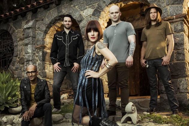 Flyleaf - Flyleaf - Between The Stars (Album Review)