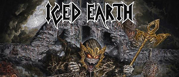 Iced Earth Plagues of Babylon1 - Iced Earth - Plagues of Babylon (Album Review)