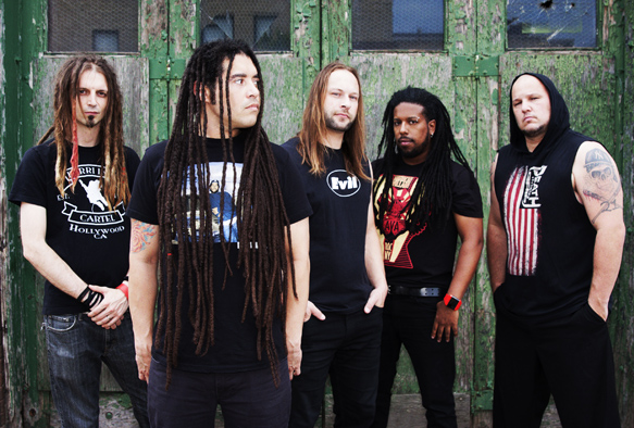 Nonpoint 1 Kate Hovland - Nonpoint - The Return (Album Review)
