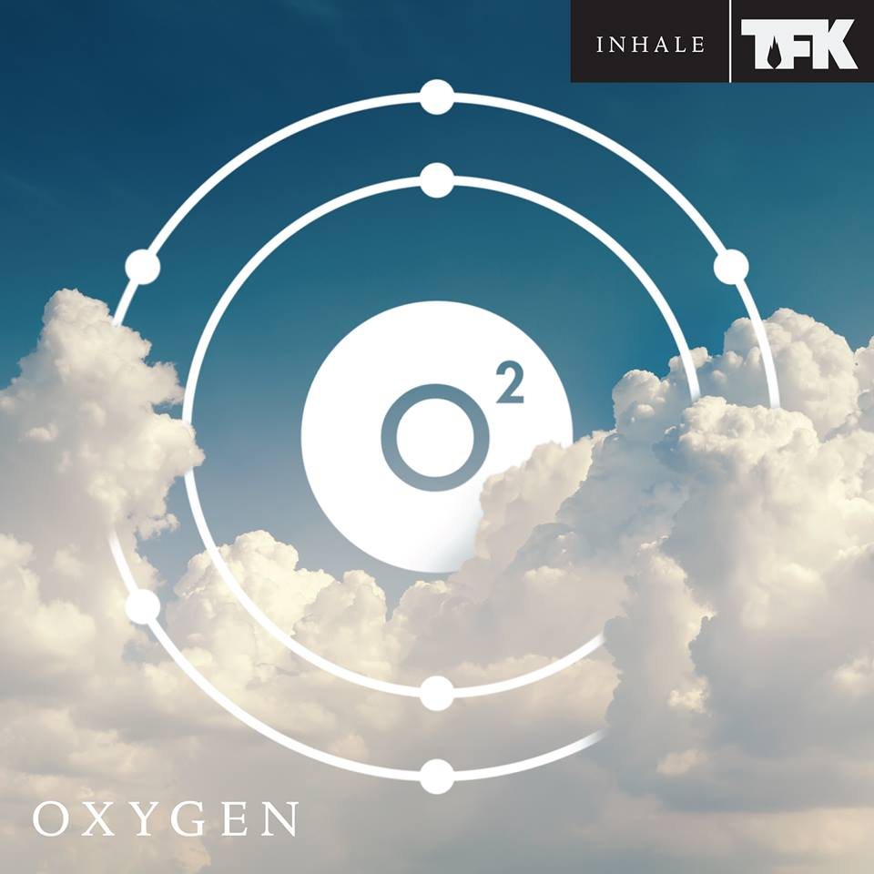 Oxygen Inhale cover - Interview - Trevor McNevan of Thousand Foot Krutch