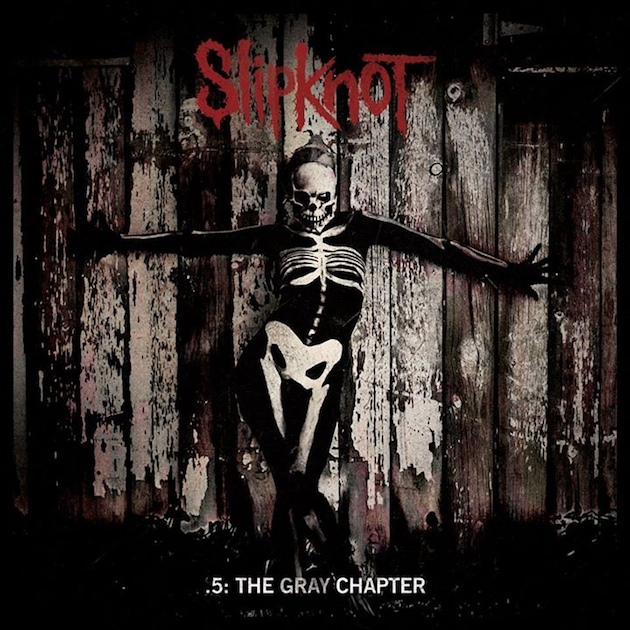 "Slipknot 5 Album Cover - Slipknot release video for ""The Devil In I"""