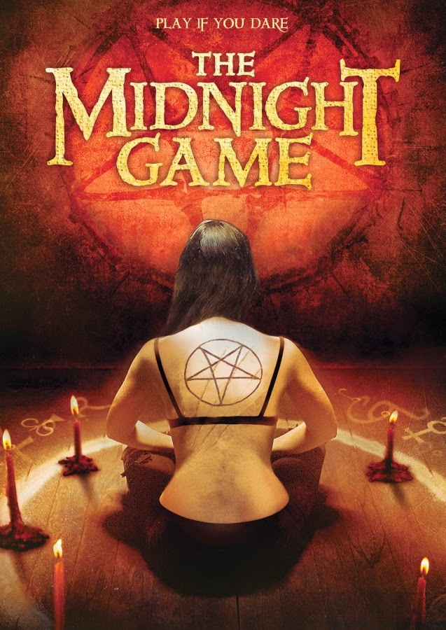 The Midnight Game Movie Poster A D Calvo North America - The Midnight Game (Movie Review)