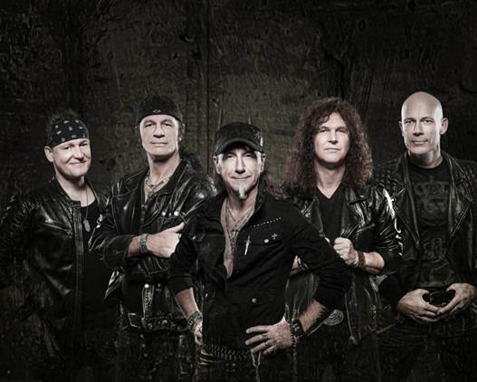 accept band photo - Accept - Blind Rage (Album review)
