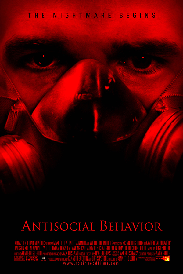 antisocial behavior 4 - Antisocial Behavior (Movie Review)