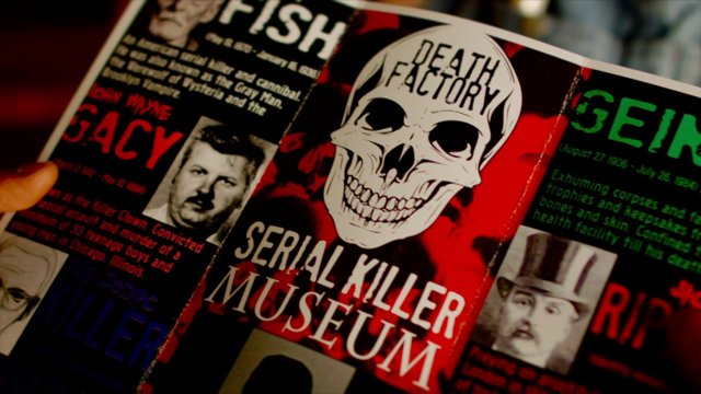 death factory still - Death Factory (Movie Review)