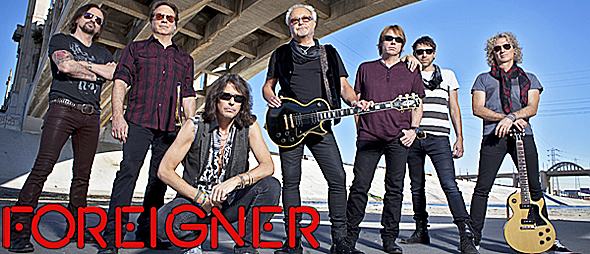 foreigner slide 3 - Interview - Tom Gimbel of Foreigner