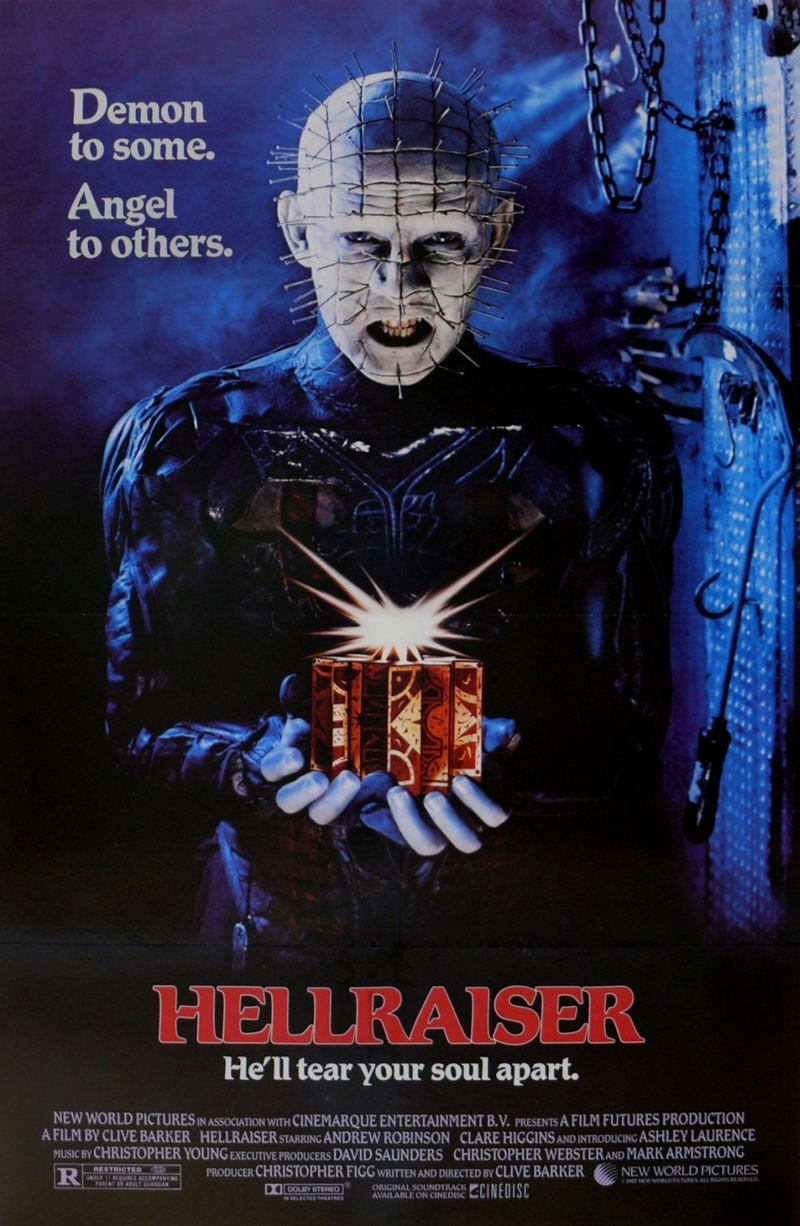 hellraiser poster - Interview - Dirk Verbeuren of Soilwork