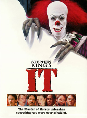 it movie poster - Interview - Cole Childers