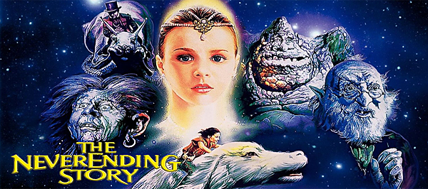 neverending slide 1 - The NeverEnding Story Celebrates 30th Anniversary