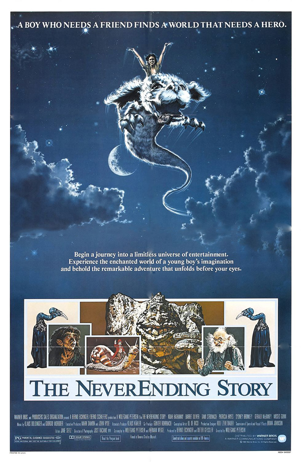 neverending story ver1 xlg - The NeverEnding Story Celebrates 30th Anniversary