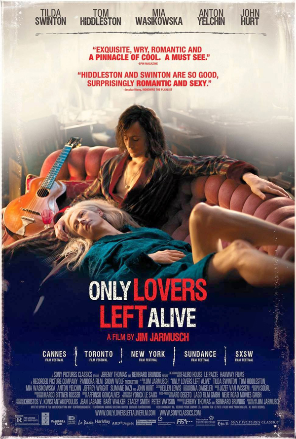 only lovers left alive ver7 xlg - Only Lovers Left Alive (Movie Review)