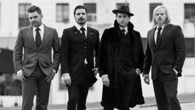 rival sons band photo - Rival Sons - Great Western Valkyrie (Album Review)
