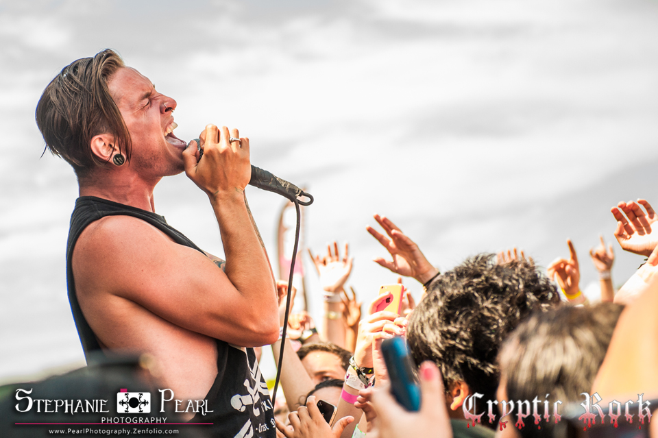 thewordalive warped2014 nikonjonesbeach stephpearl 23 - Interview - Telle Smith of The Word Alive