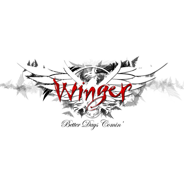 winger better days comin1 - Winger - Better Days Comin' (Album Review)