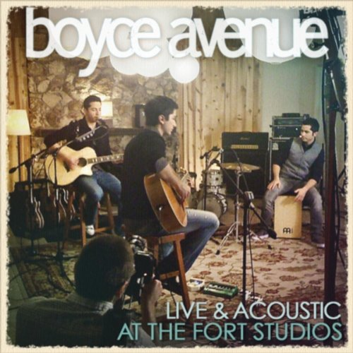 51V3f7F8Z2L. SS500  - Interview - Fabian Manzano of Boyce Avenue