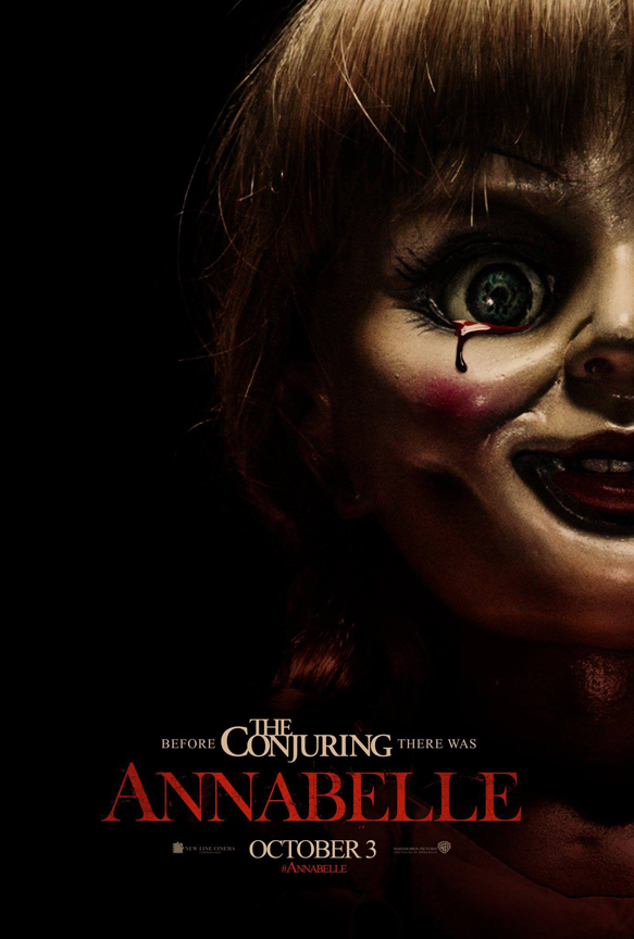 Annabelle 2014 Movie Poster - Annabelle (Movie Review)