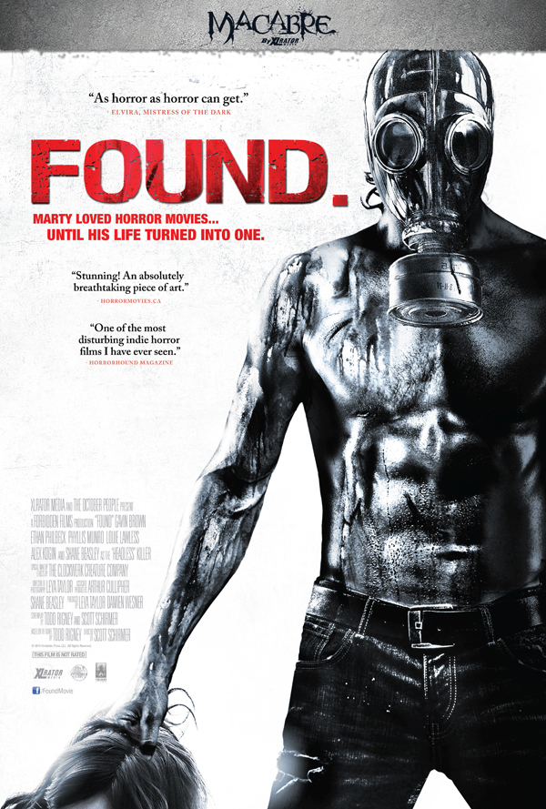 Found Theatrical Poster final LR - Found (Movie Review)