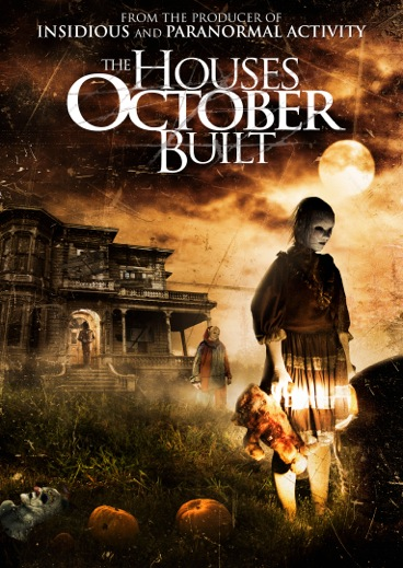 HOB DVD HIC - The Houses October Built (Movie Review)