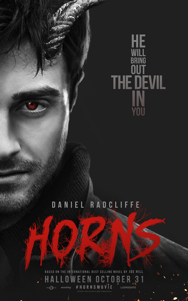 Horns Movie Poster All Seeing Eye - Horns (Movie review)