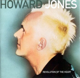 HowardJonesRevolutionOfTheHeart - Interview - Howard Jones