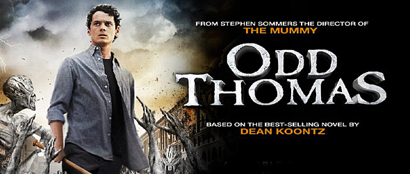 Odd Thomas movie 01 - Odd Thomas (Movie Review)