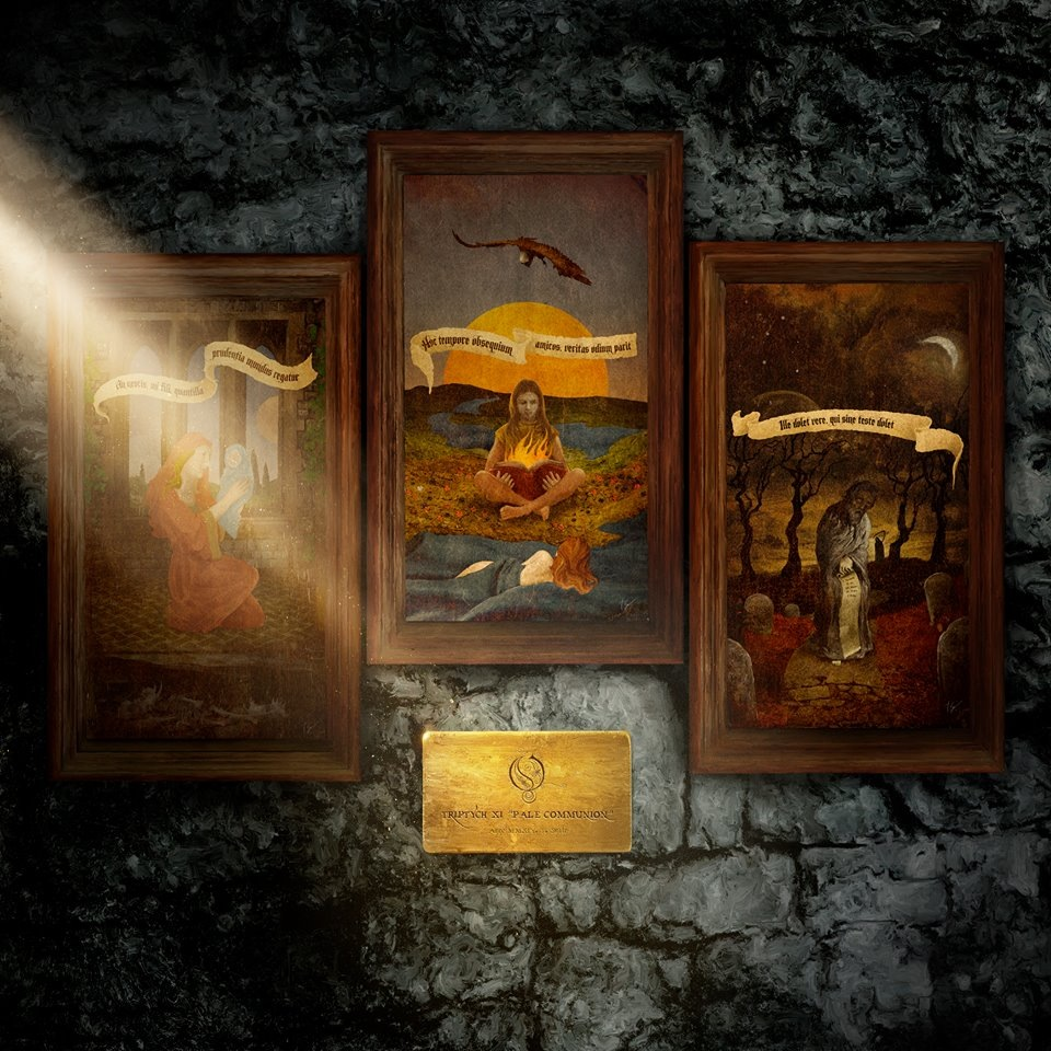 Opeth Pale Communion album artwork - CrypticRock Presents: The Best Albums of 2014