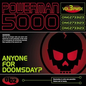 Powerman 5000 Anyone For Doomsday - Interview - Spider One of Powerman 5000