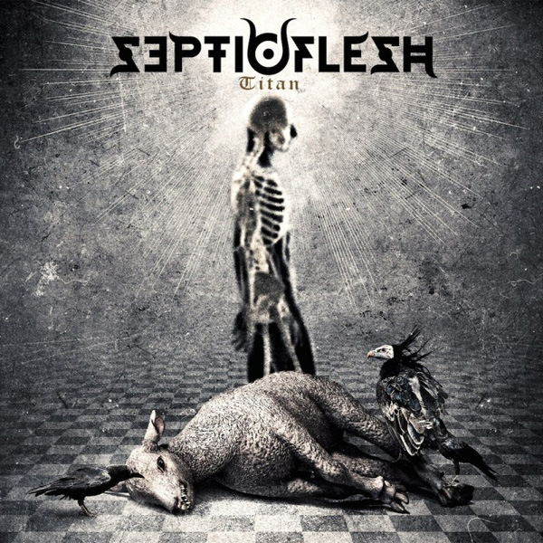 Septicflesh Titan 800x800 - Septicflesh - Titan (Album Review)