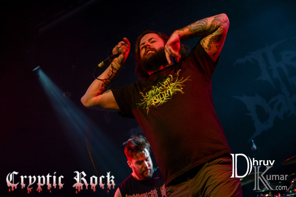 The Black Dahlia Murder - Knotfest ready to take over North America