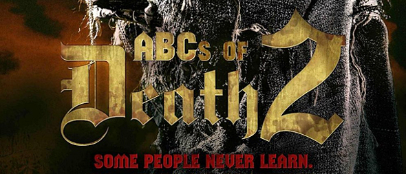 abc slide - ABCs of Death 2 (Movie Review)