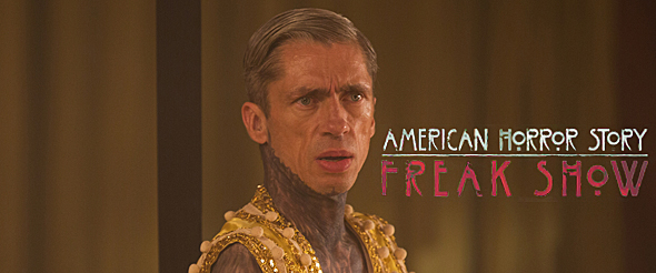 ahs episode 3 slide - American Horror Story: Freak Show - Edward Mordrake (Part 1) (Episode 3 Review)