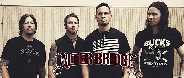 alter bridge 2014 - Interview - Mark Tremonti of Alter Bridge