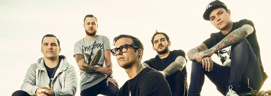 amity affliction - The Amity Affliction - Let the Ocean Take Me (Album Review)