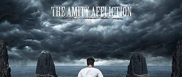 amity slide - The Amity Affliction - Let the Ocean Take Me (Album Review)