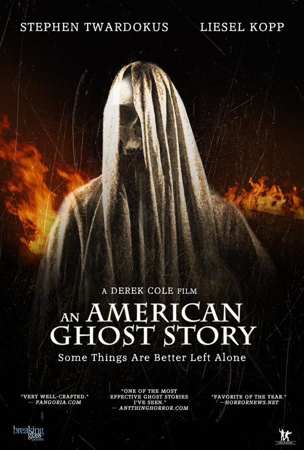 an american ghost story poster - An American Ghost Story (Movie Review)