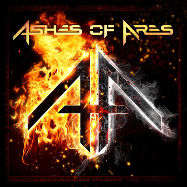 ashesofarescd 600 - Ashes of Ares - Ashes of Ares (Album Review)