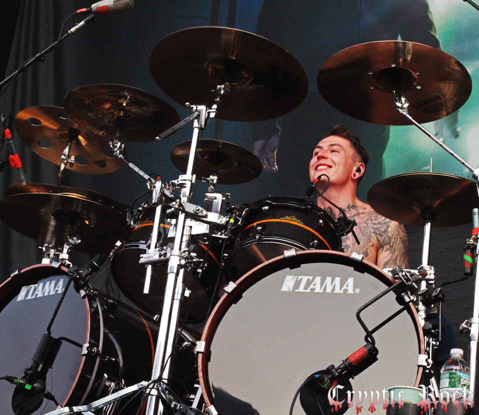 asking alexandria 19 - Interview - James Cassells of Asking Alexandria