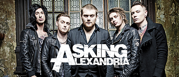 asking slide 2 - Interview - James Cassells of Asking Alexandria
