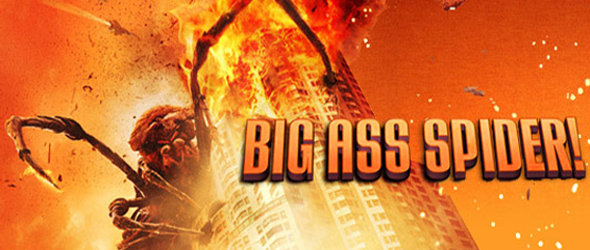 big ass spider 07 - Big Ass Spider! (Movie Review)