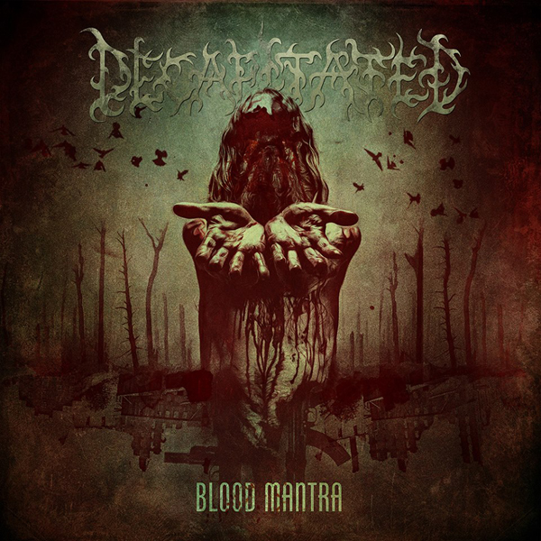 decapitated artwork - Decapitated - Blood Mantra (Album Review)